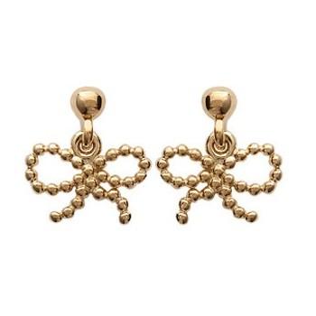 Boucles d'oreilles en plaqué-or