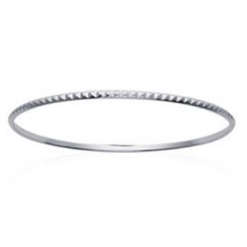 Bracelet jonc en acier 316L. 38028962.