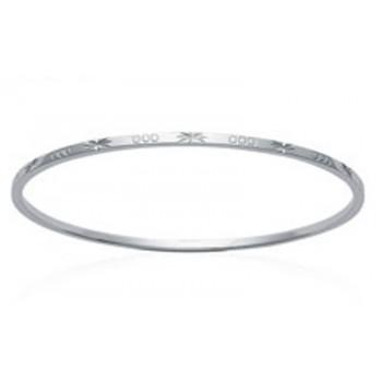 Bracelet jonc en acier 316L. 38029262.